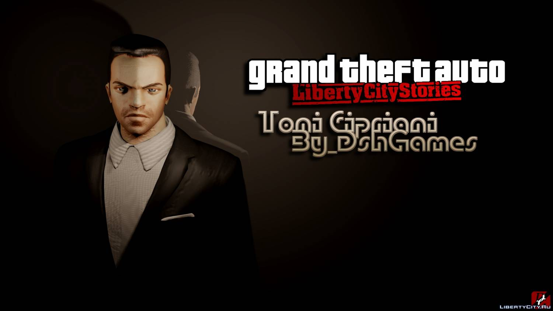 Toni Cipriani HD GTA SA 0