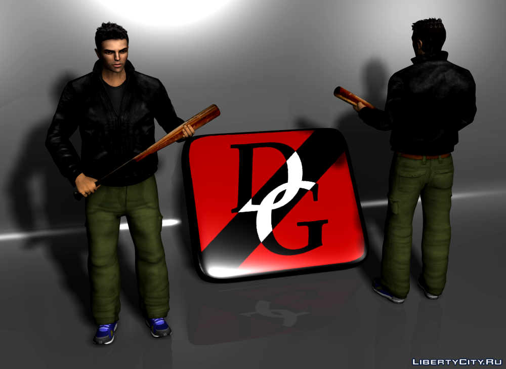 Claude HD for GTA SA 0