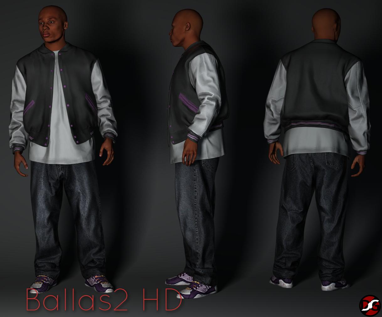 Ballas2 HD gta 0