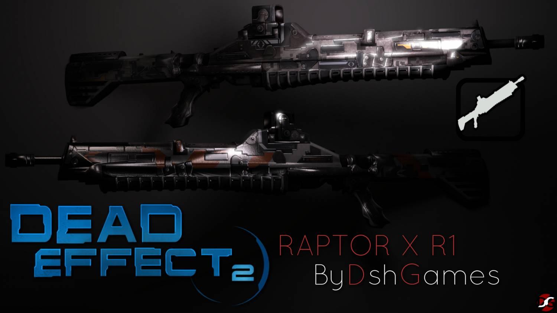 RAPTOR X R1 gta 0