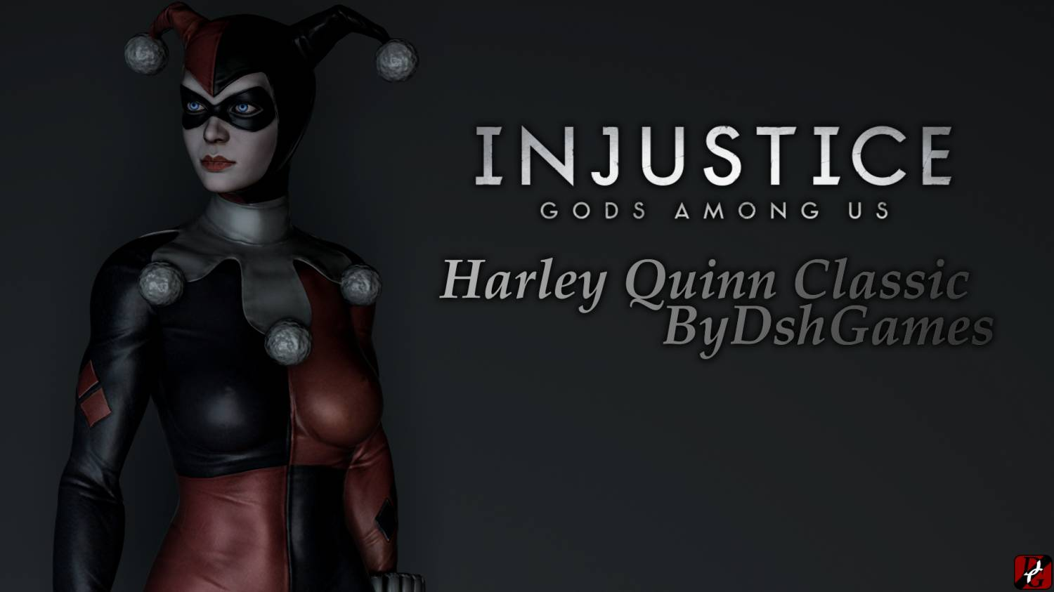 Harley Quinn Classic for GTA SA 0