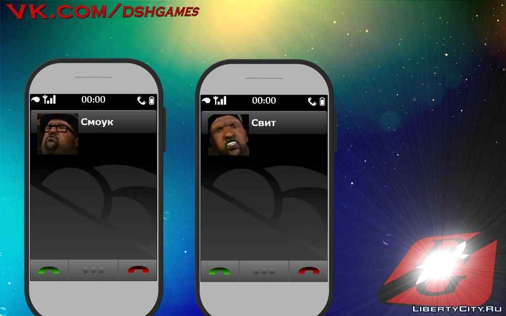 GTA V phone style v2 0