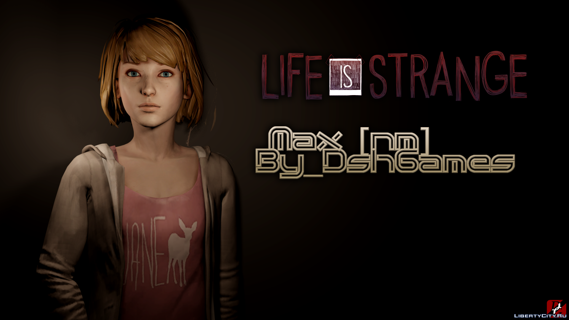 Max Caulfield GTA SA 0