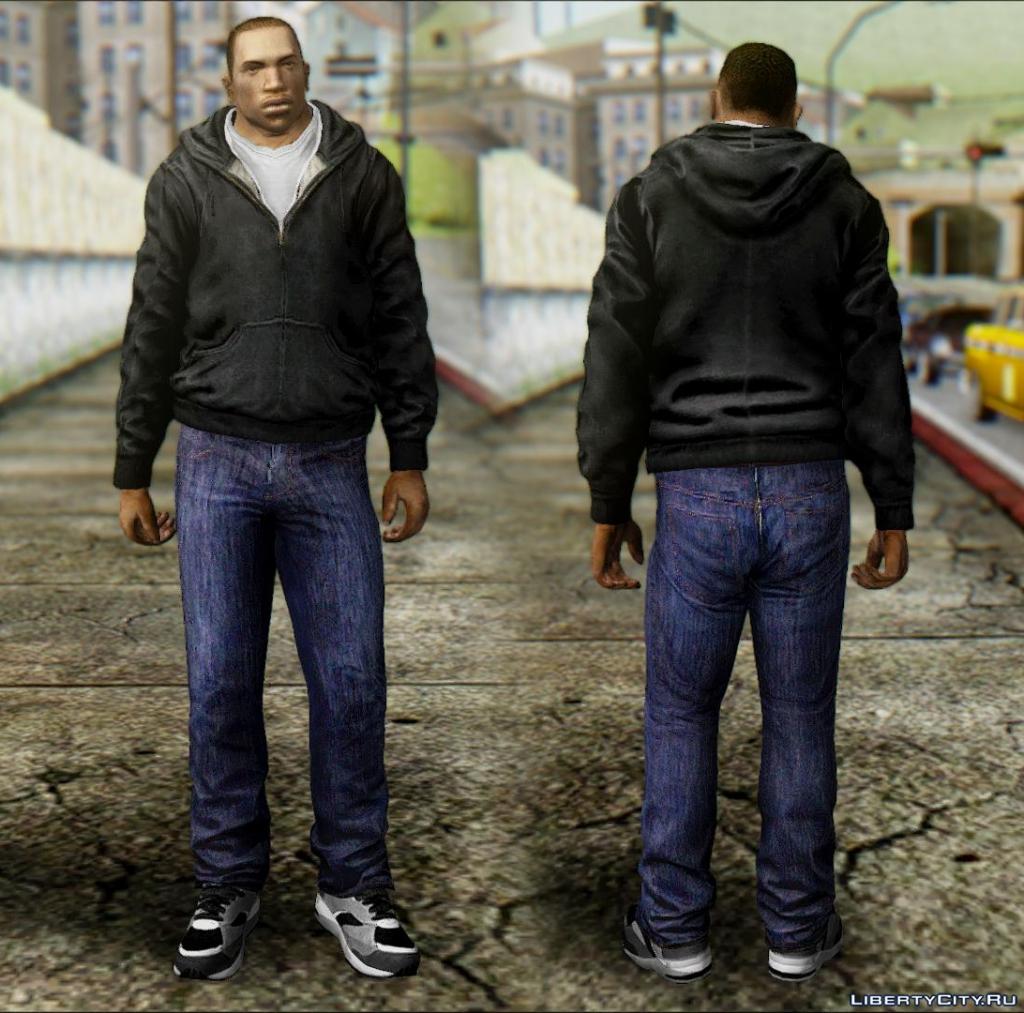 CJ2015 skin: Start Game 1