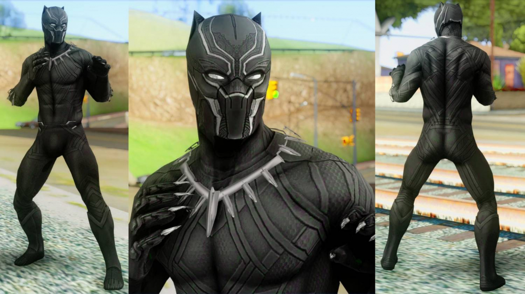 Black Panther gta 1