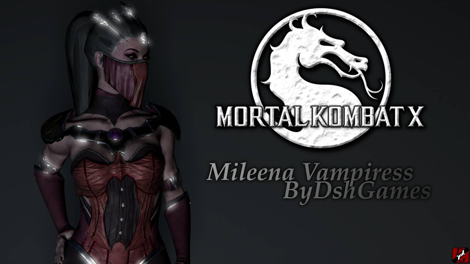 Mileena Vampiress for GTA 0SA