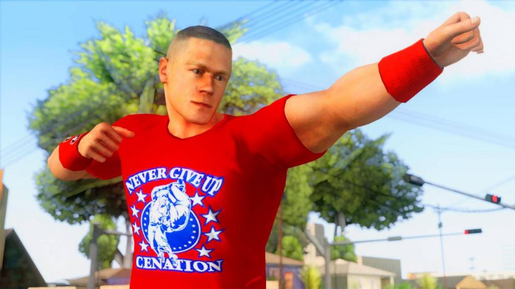 John Cena gta 3