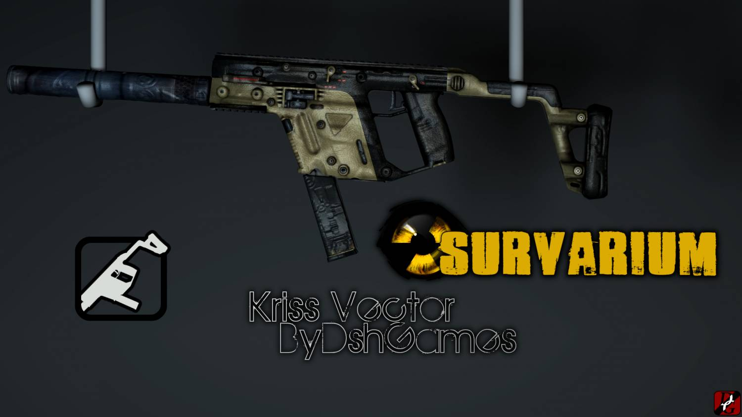 Kriss Vector for GTA SA 0