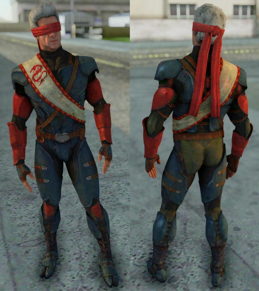 MK10 skin pack gta 7