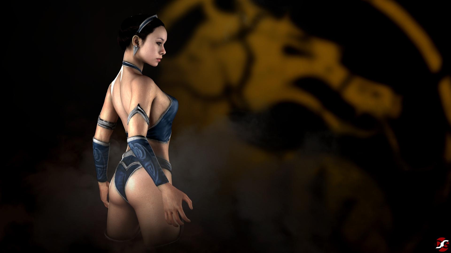 Mortal Kombat 11 Kitana