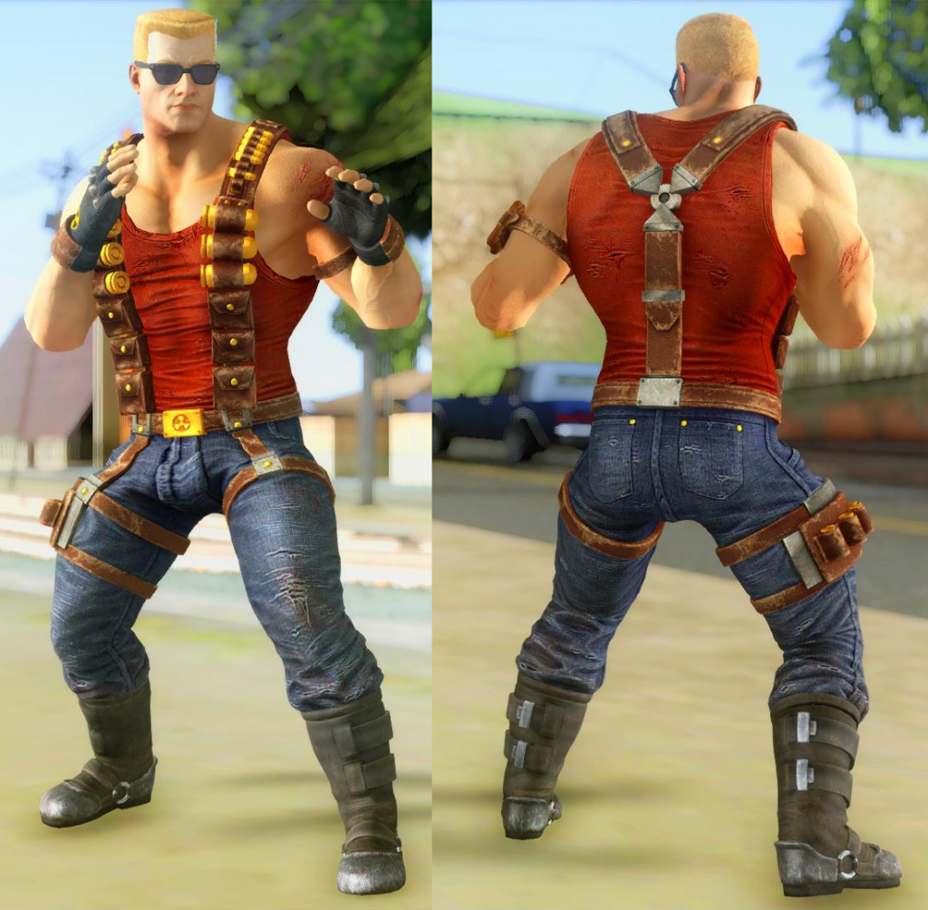Duke Nukem gta 2