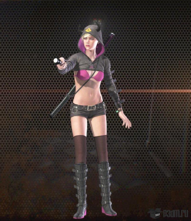 resident evil revelations 2 night ninja suit moira