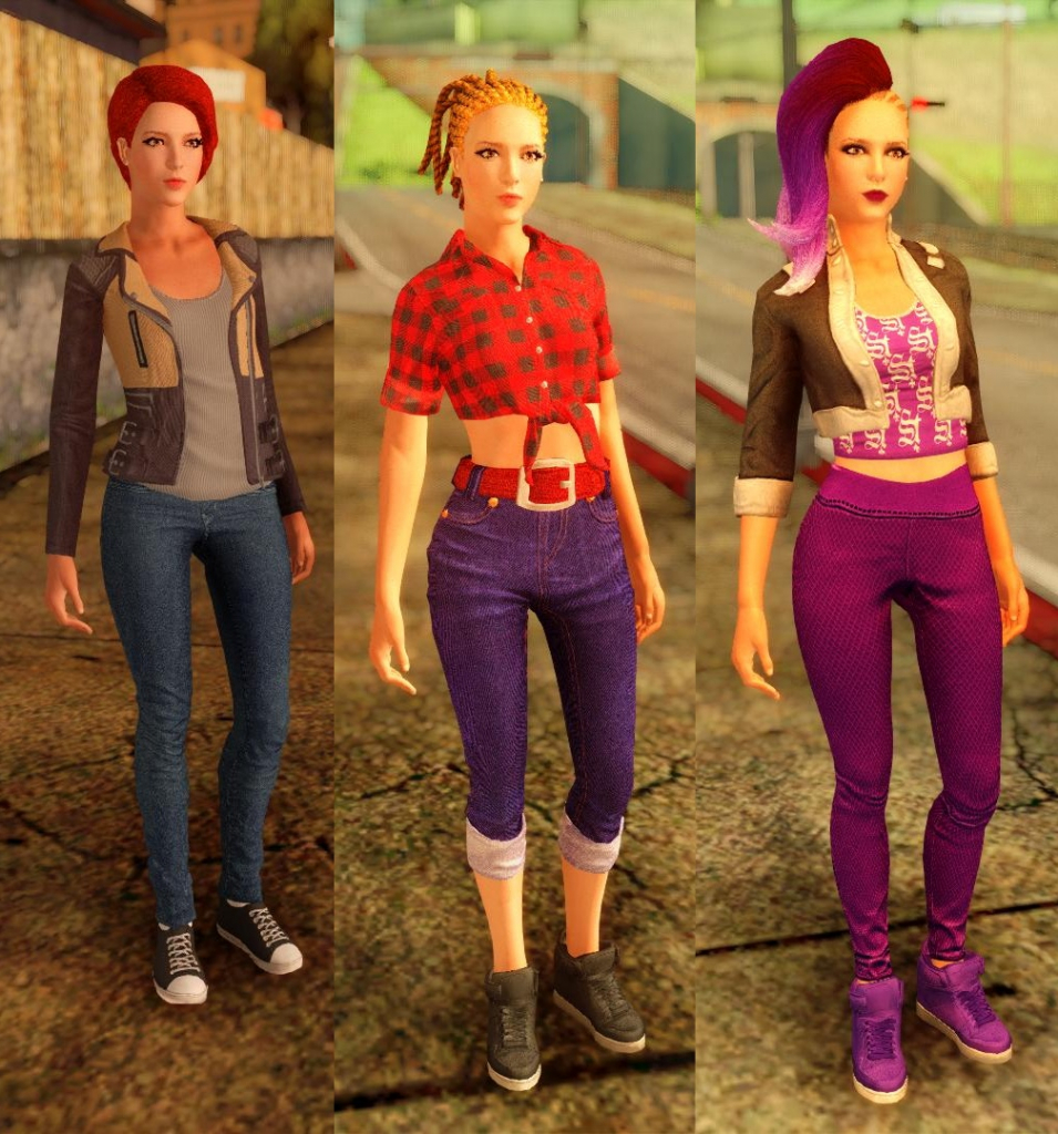APFR - costumes (part 1) 1