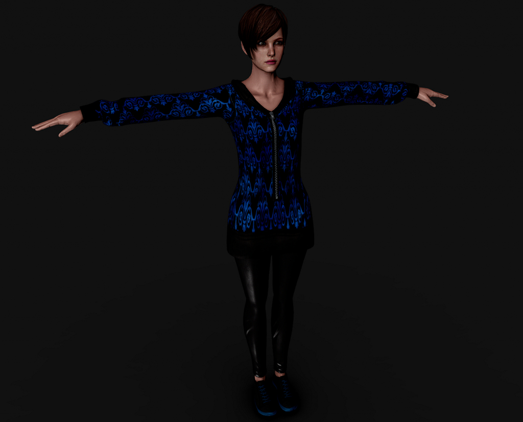 Resident Evil: Revelations 2 moira hood 3