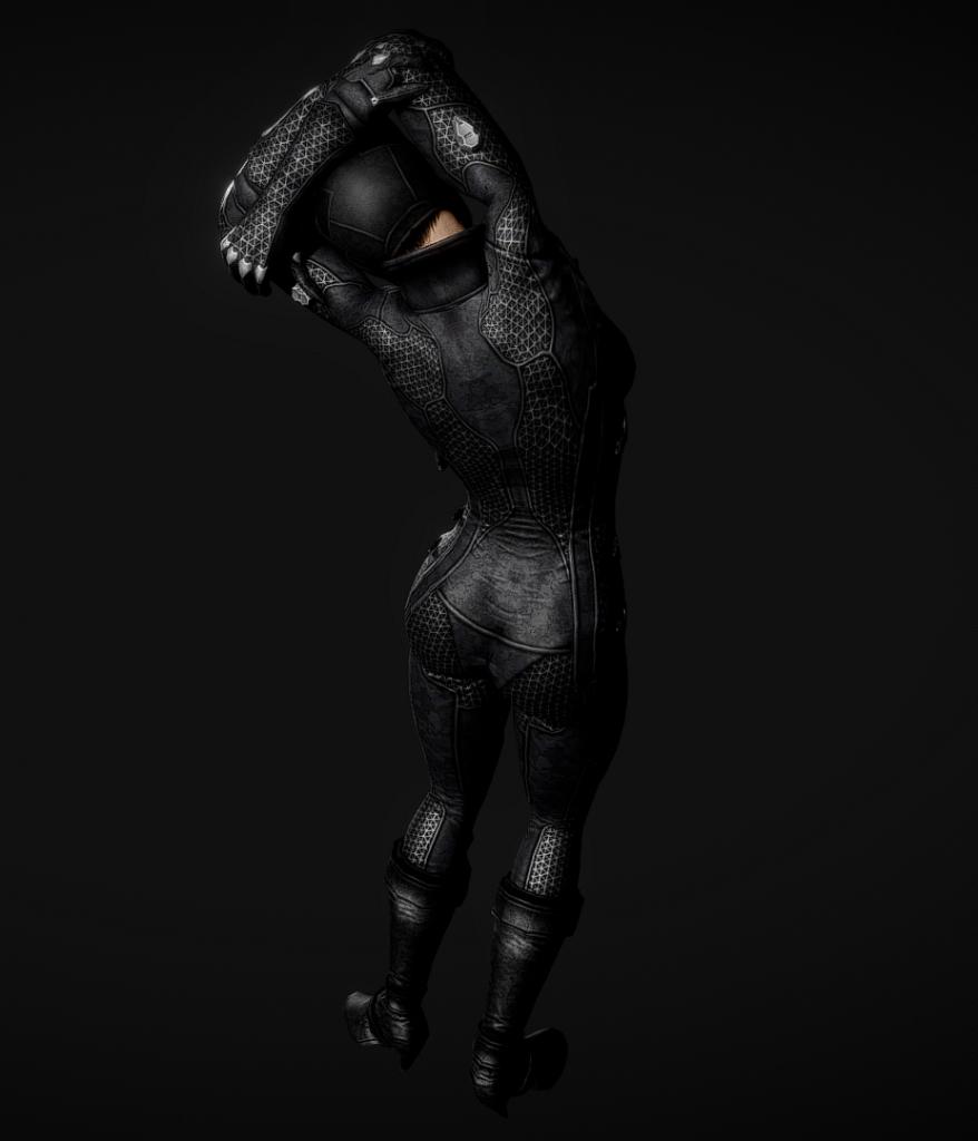 batman arkham city catwoman 3