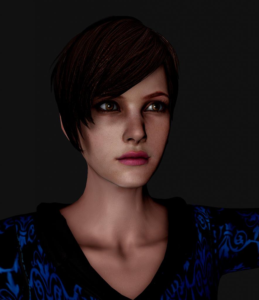 Resident Evil: Revelations 2 moira hood 2