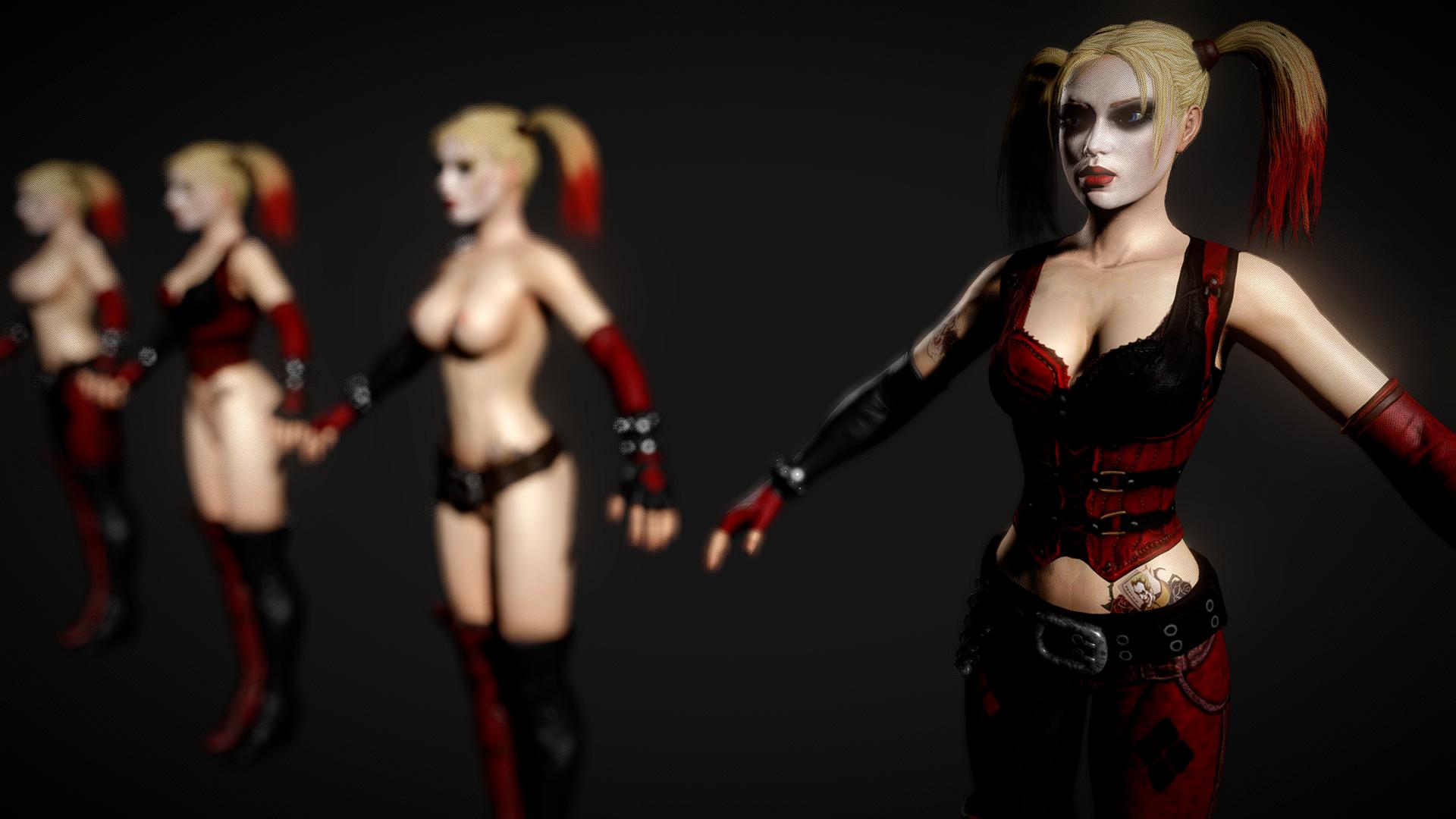 Harley Quinn BAC