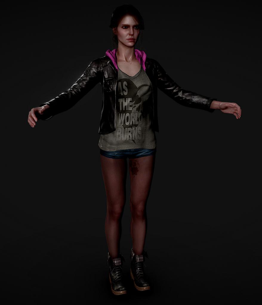 the witcher 3 wild hunt ciri Resident Evil: Revelations 2 moira 2