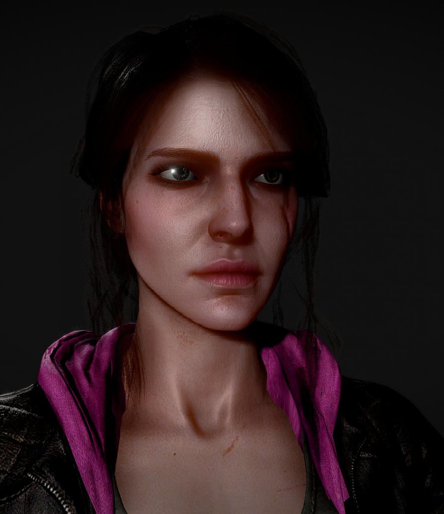 the witcher 3 wild hunt ciri Resident Evil: Revelations 2 moira 1