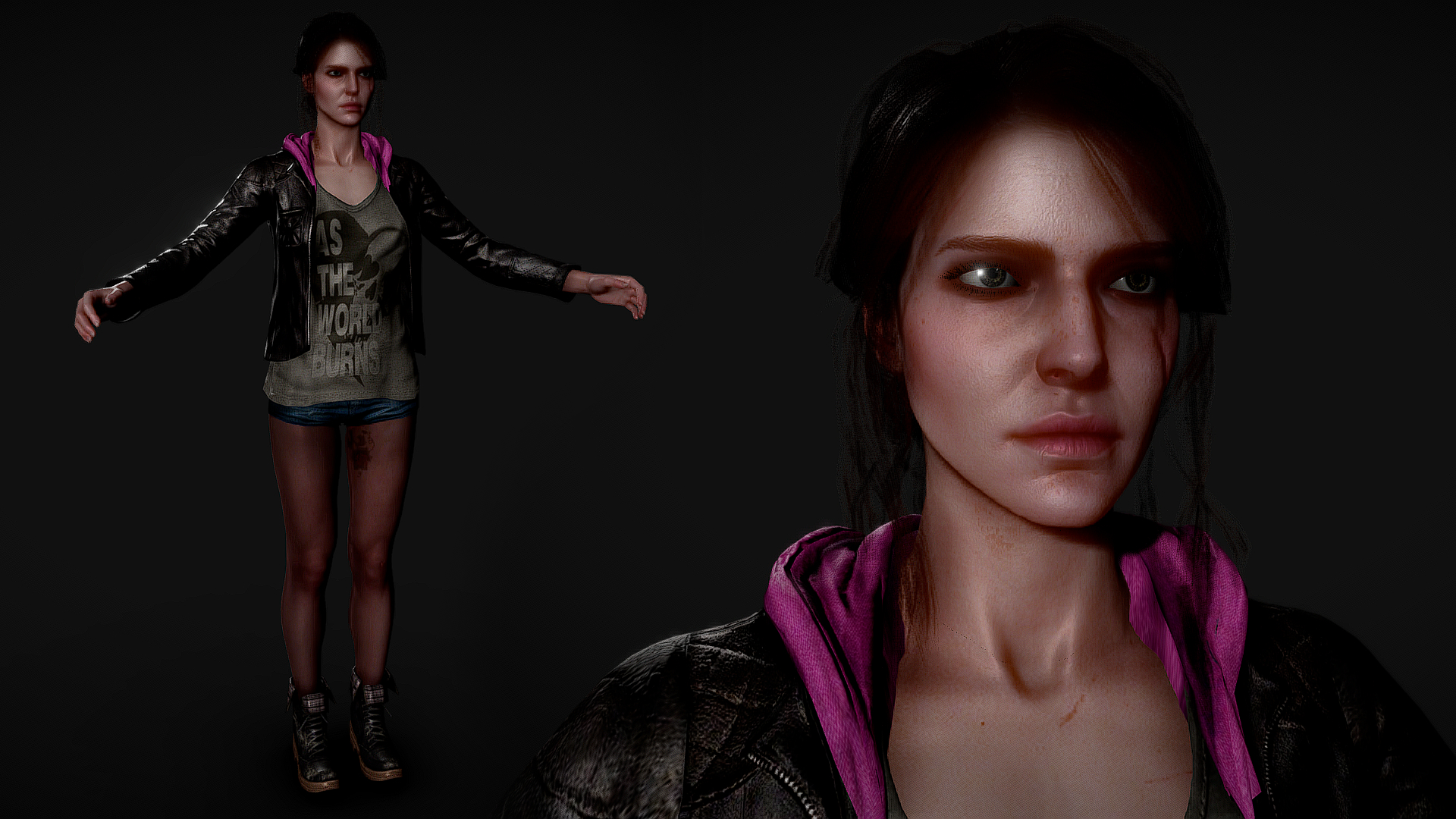 the witcher 3 wild hunt ciri Resident Evil: Revelations 2 moira 0