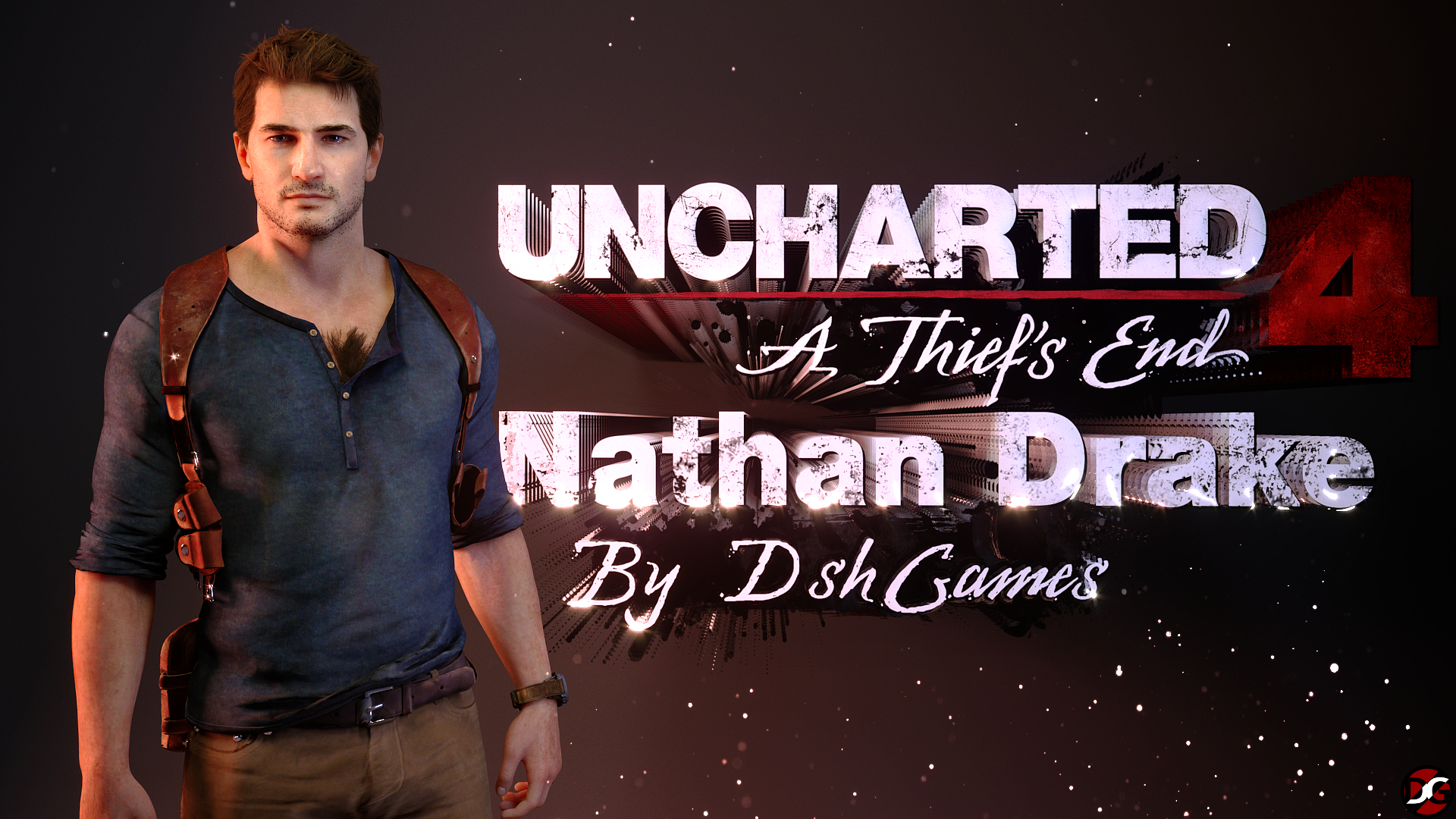 Nathan Drake UNCHARTED 4 gta san andreas
