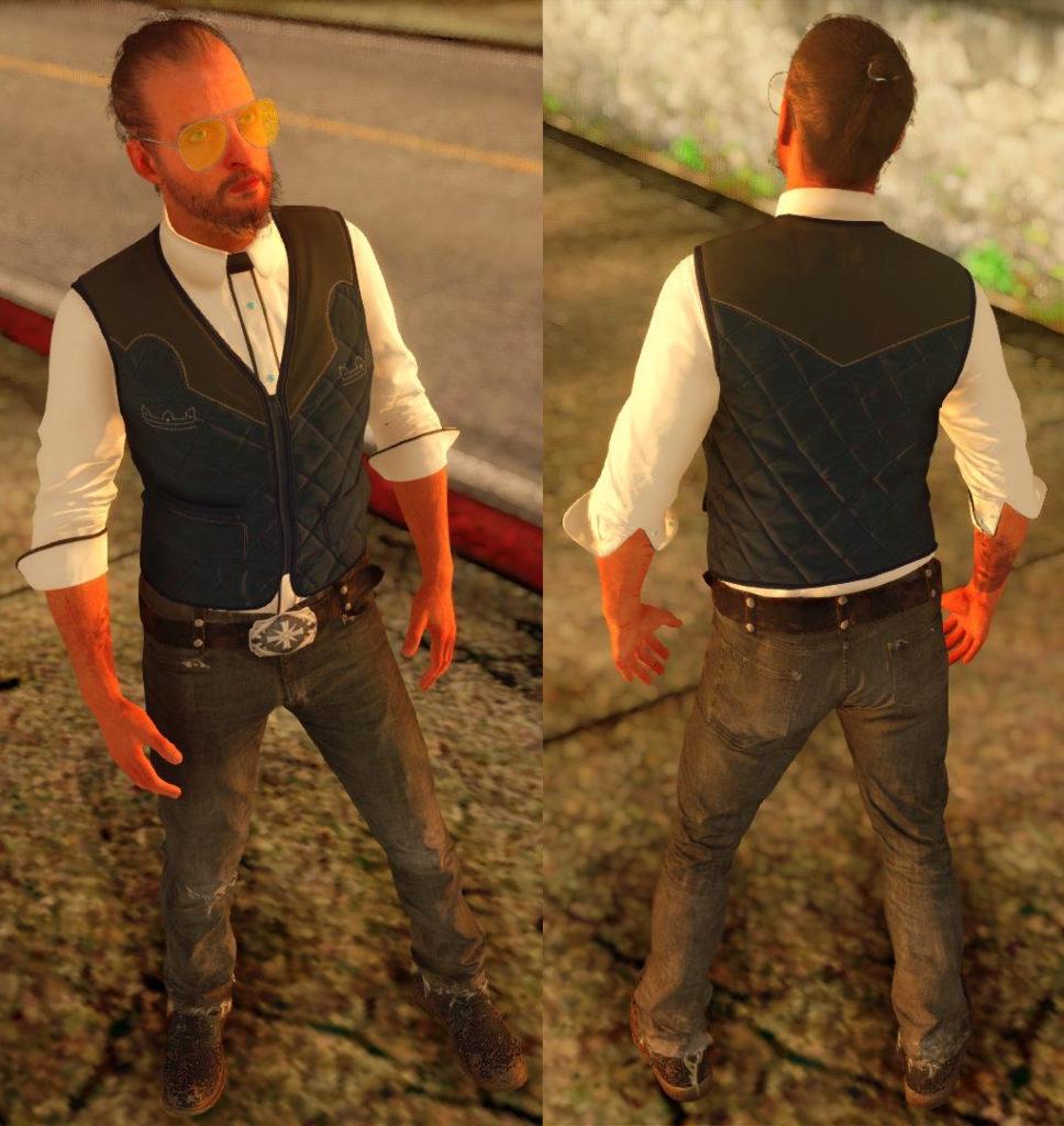 Joseph Seed Far Cry 5 GTA San Andreas screen 3