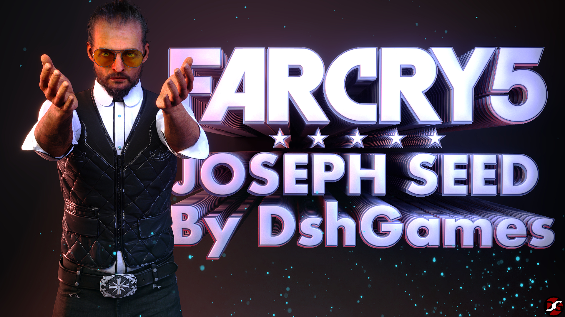 Joseph Seed Far Cry 5 GTA San Andreas