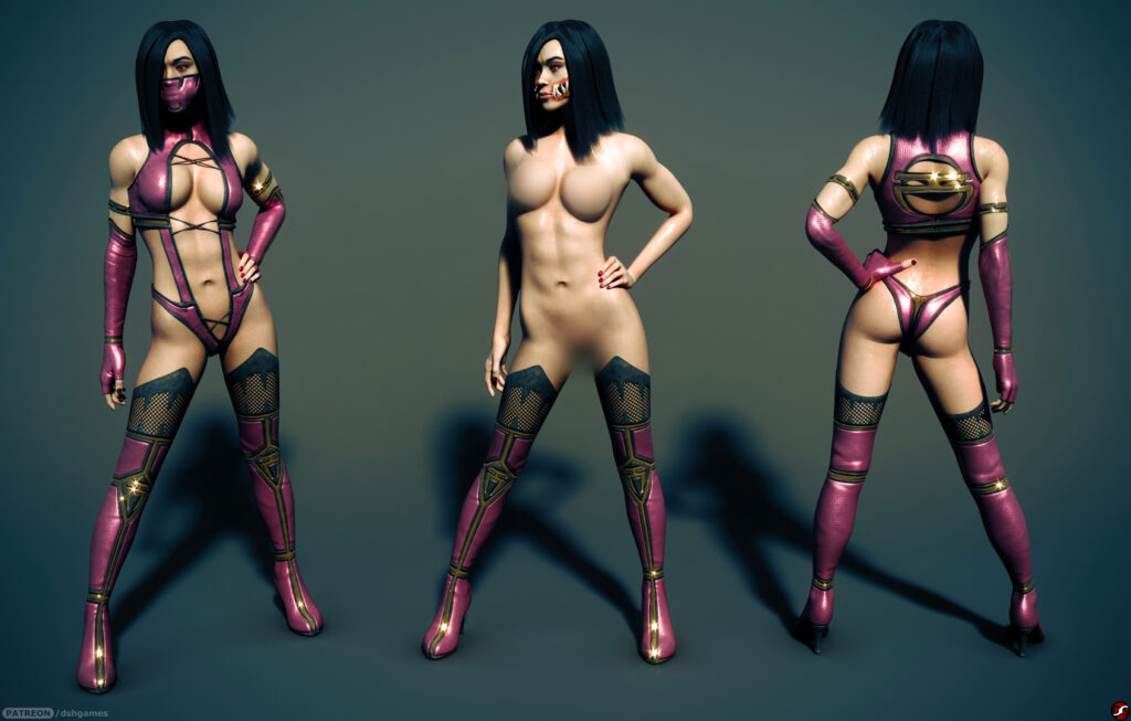 Mileena full height