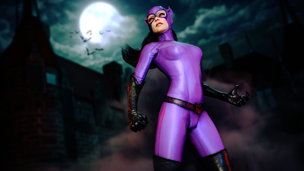 catwoman 1990