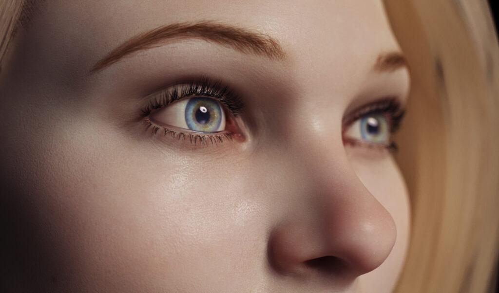 Gabrielle Hersh 3d model