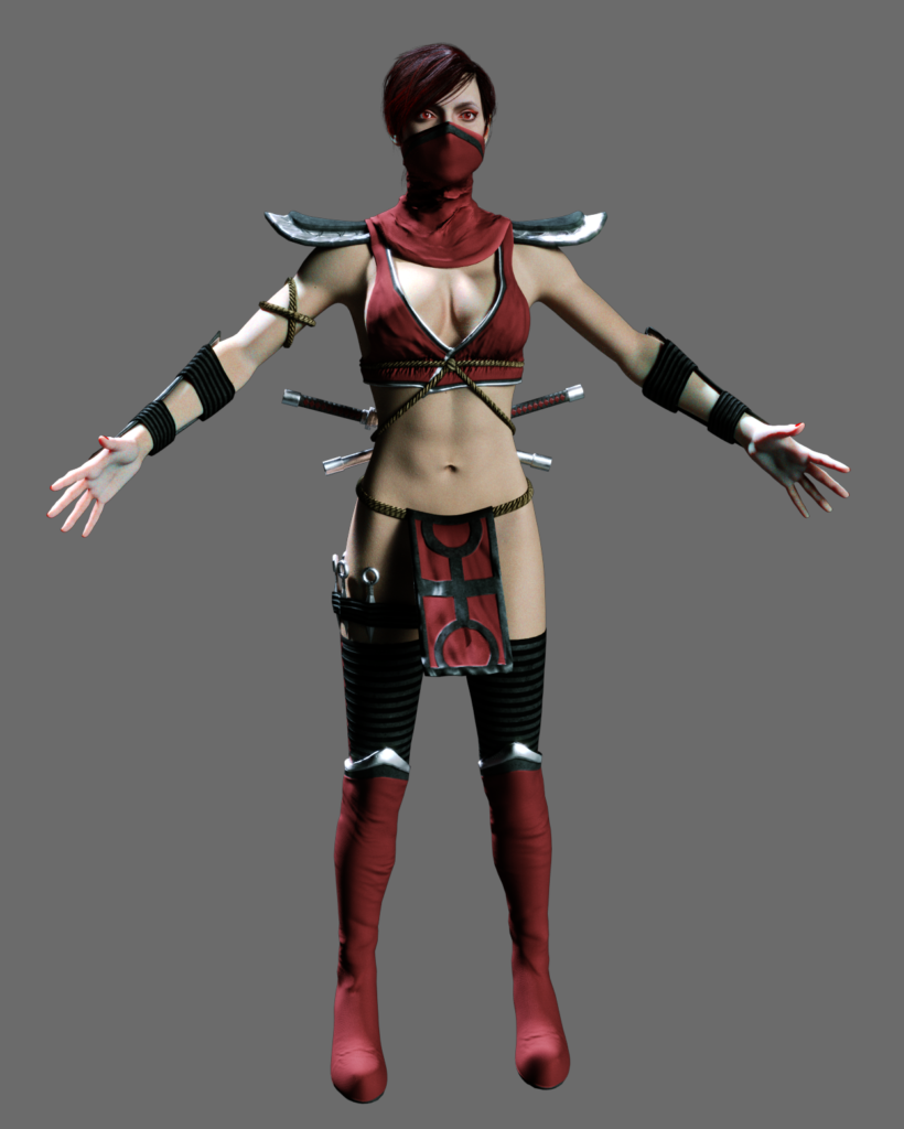 Skarlet Mortal Kombat dev10